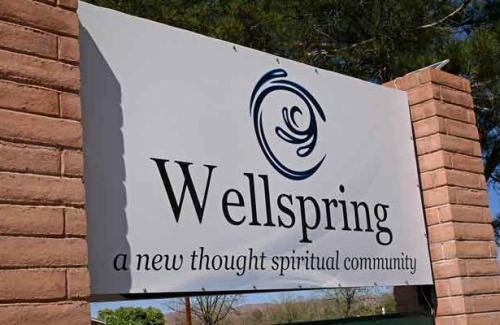 Wellspring Sign